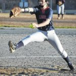 Starmount softball earns first conference win