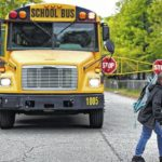 Extended Stop Arms to be installed on school buses in North Carolina