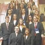 FHS HOSA competes