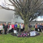 Vigil held for child abuse victims