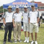 Forbush places fourth in golf state championship