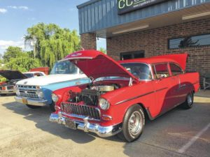 Boonville rings in summer with bash, cruise-in