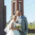 Norman-Goodman exchange vows at Campbell University
