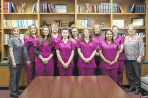 Nine graduate from Surry's Medical Assisting Program